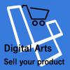 Laravel  Digital Arts - Digital Marketplace