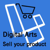 Laravel  Digital Arts - Digital Marketplace