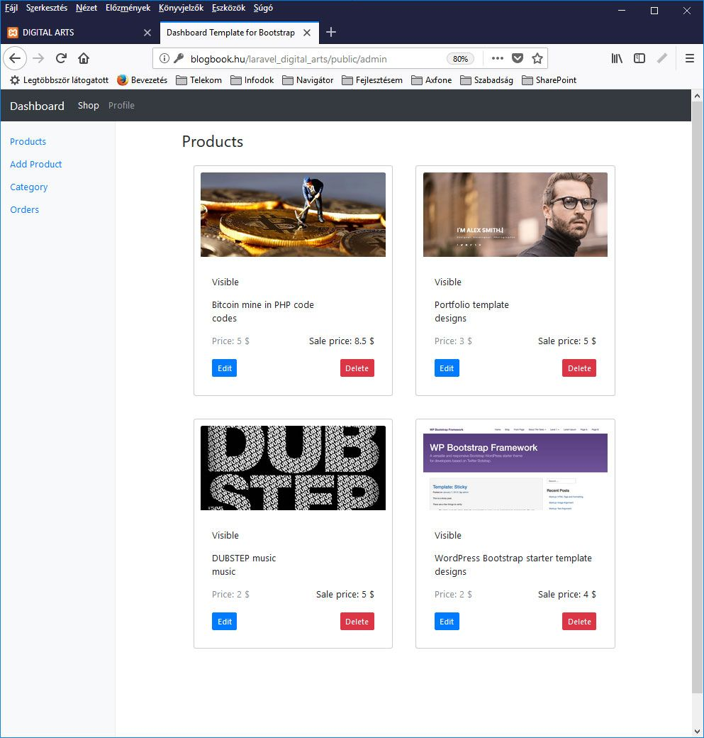 Laravel Digital Products - Multi-Vendor Market Screenshot 18
