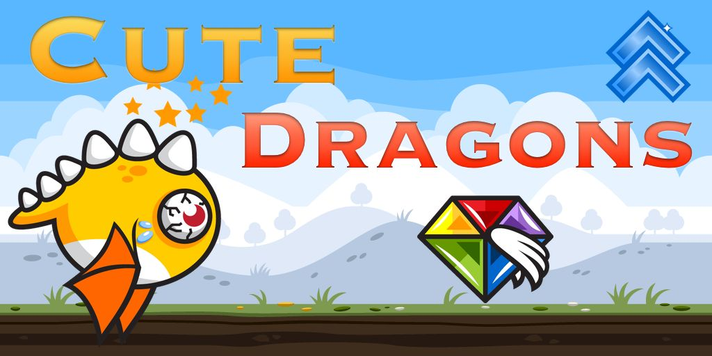 Cute Dragons -  Android Game Source Code Screenshot 5