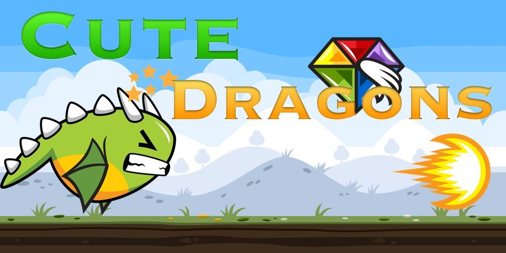 Cute Dragons -  Android Game Source Code Screenshot 6