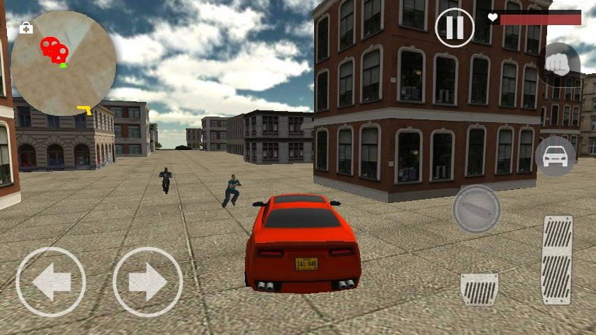 Crime Wars of San Andreas - Unity GTA Game Screenshot 5