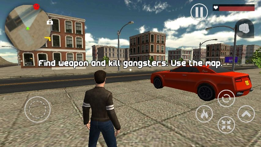 Crime Wars of San Andreas - Unity GTA Game Screenshot 6