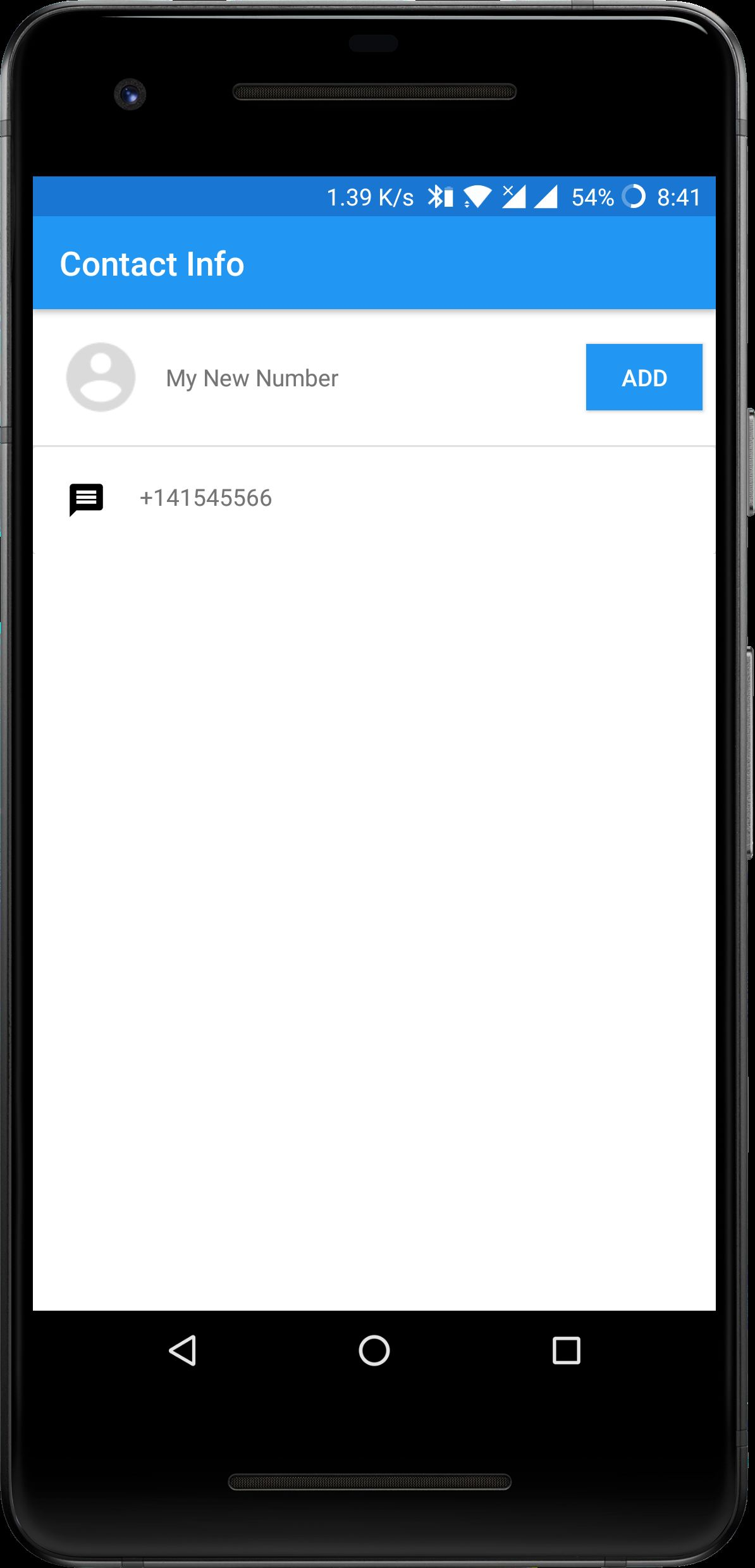 FireApp Chat - Firebase Android Source Code Screenshot 16