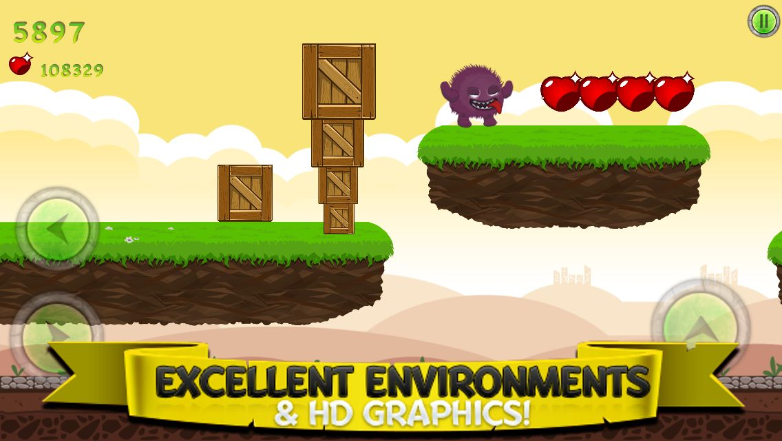 Shortyy Adventure - Full Android Game Source Code Screenshot 6