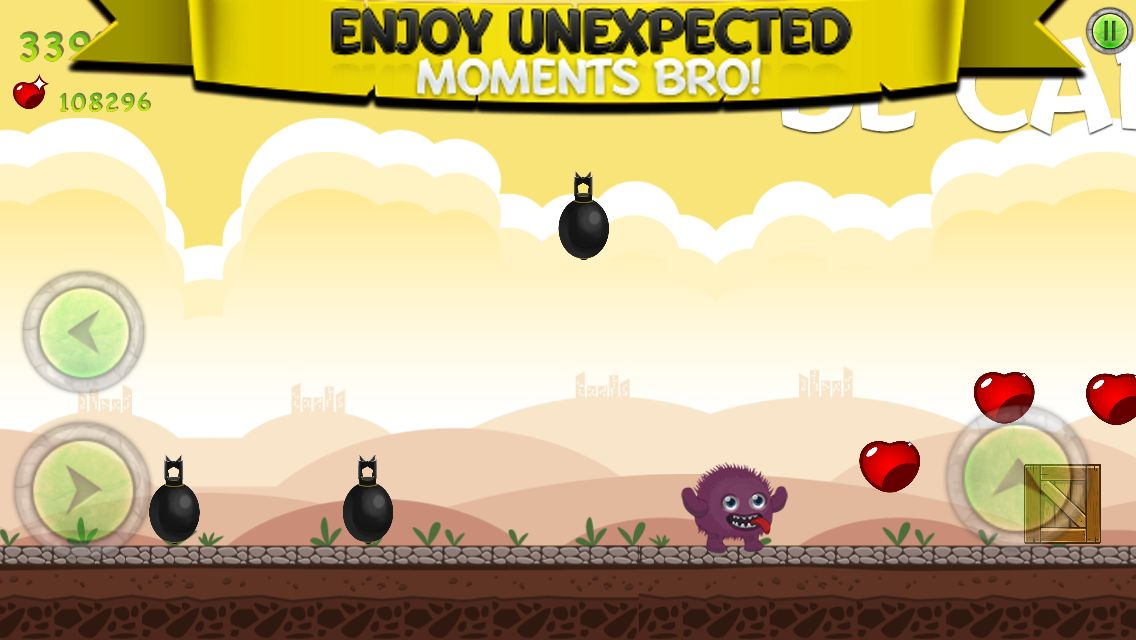 Shortyy Adventure - Full iOS Game Source Code Screenshot 3