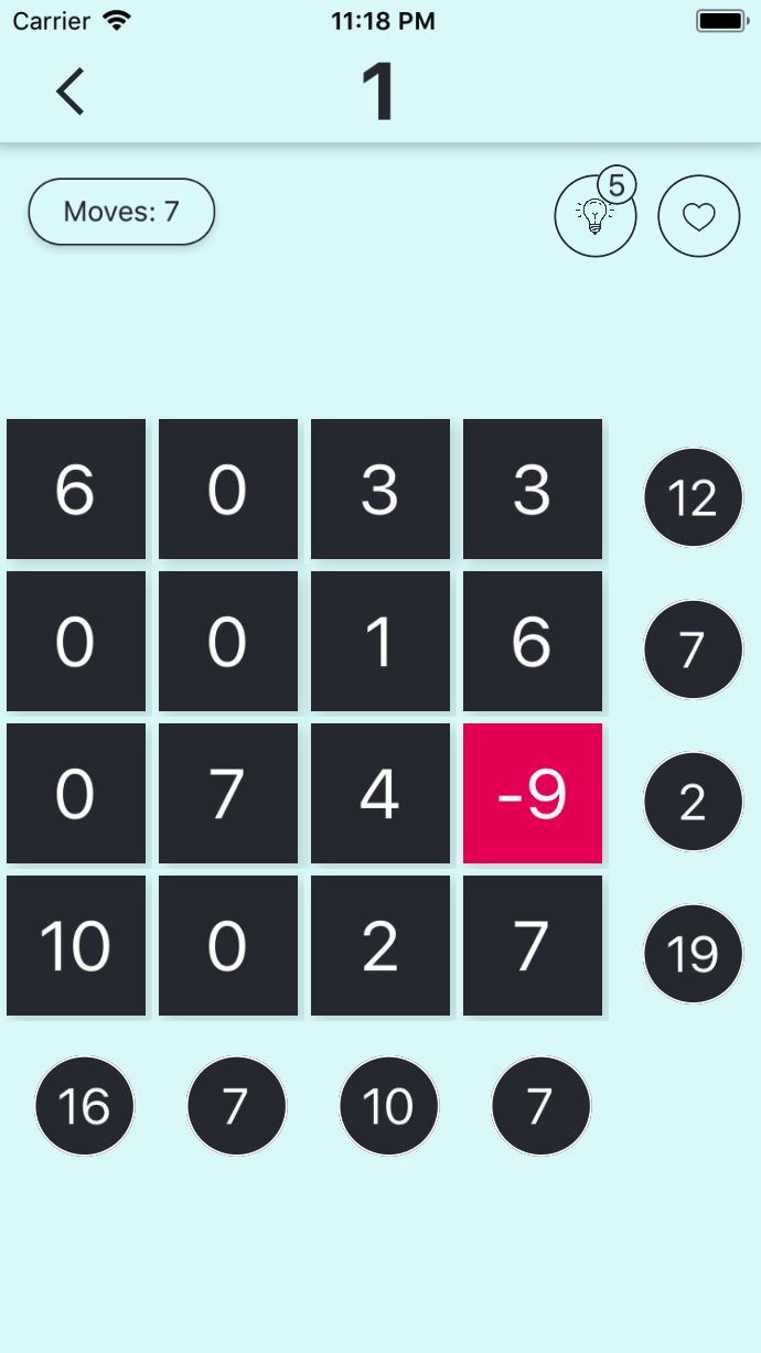 4 in 1 Puzzle Games iOS Xcode Projects Screenshot 11