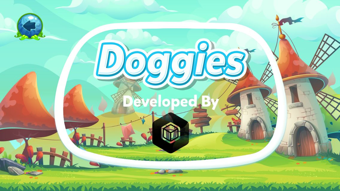 Doggies Buildbox Template  Screenshot 3