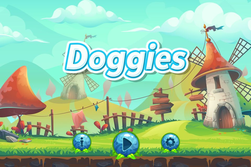 Doggies Buildbox Template  Screenshot 10