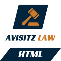 Avisitz Law - Lawyer HTML5 Template