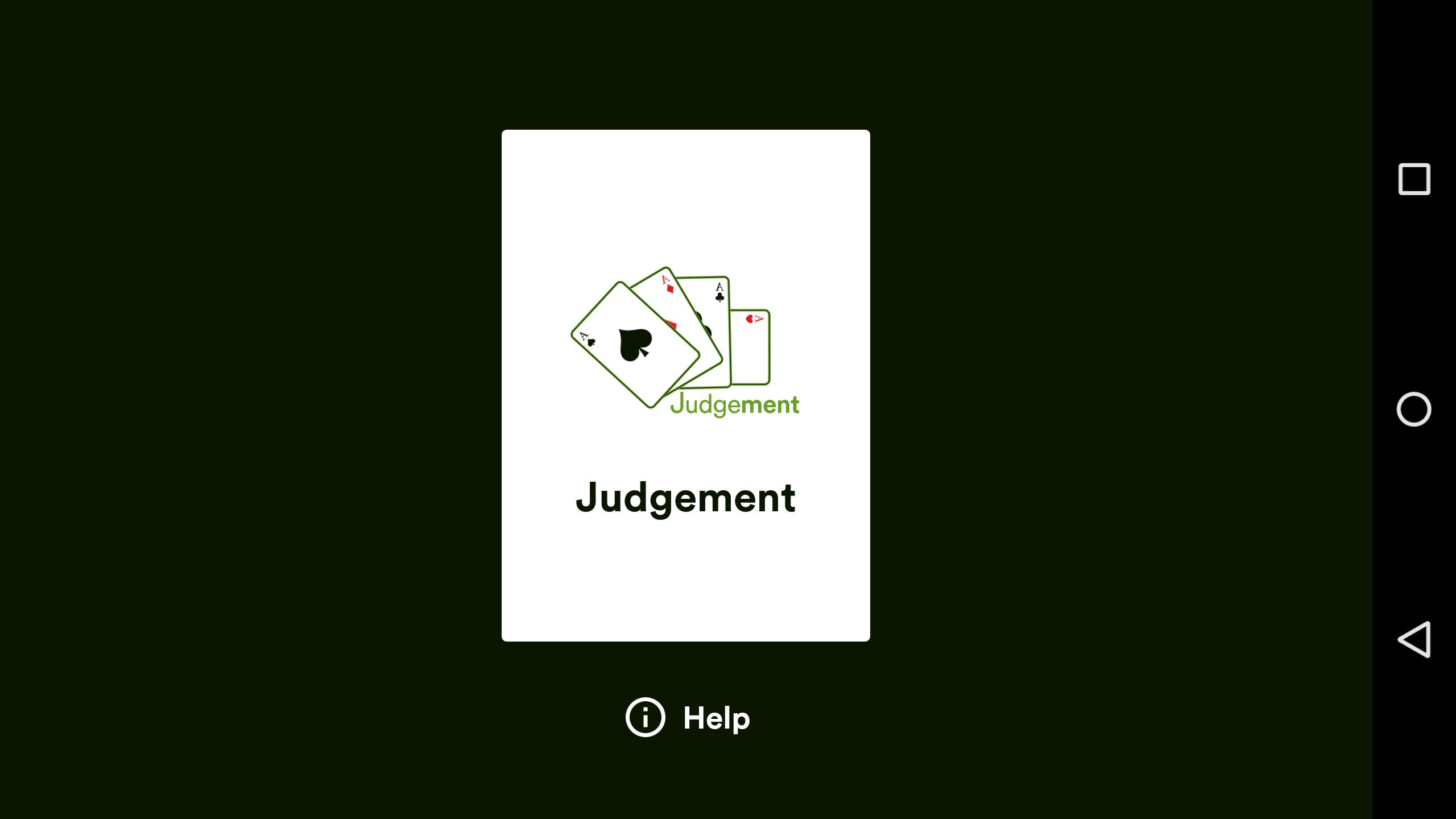 Judgement Android Source Code Screenshot 16