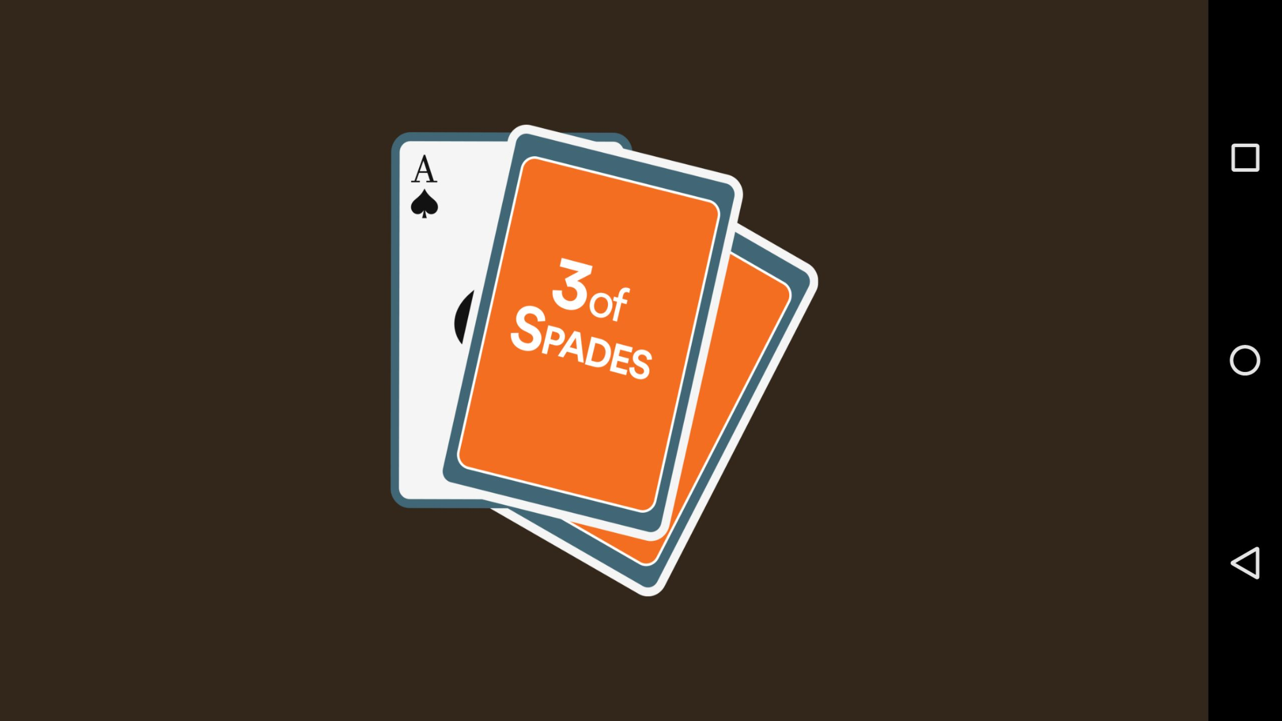 3 Of Spades Android Source Code Screenshot 11