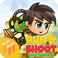 Run and Shoot - BBDOC Buildbox