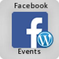 Facebook Events Calendar - WordPress Plugin