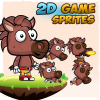 horse-2d-game-character-sprites