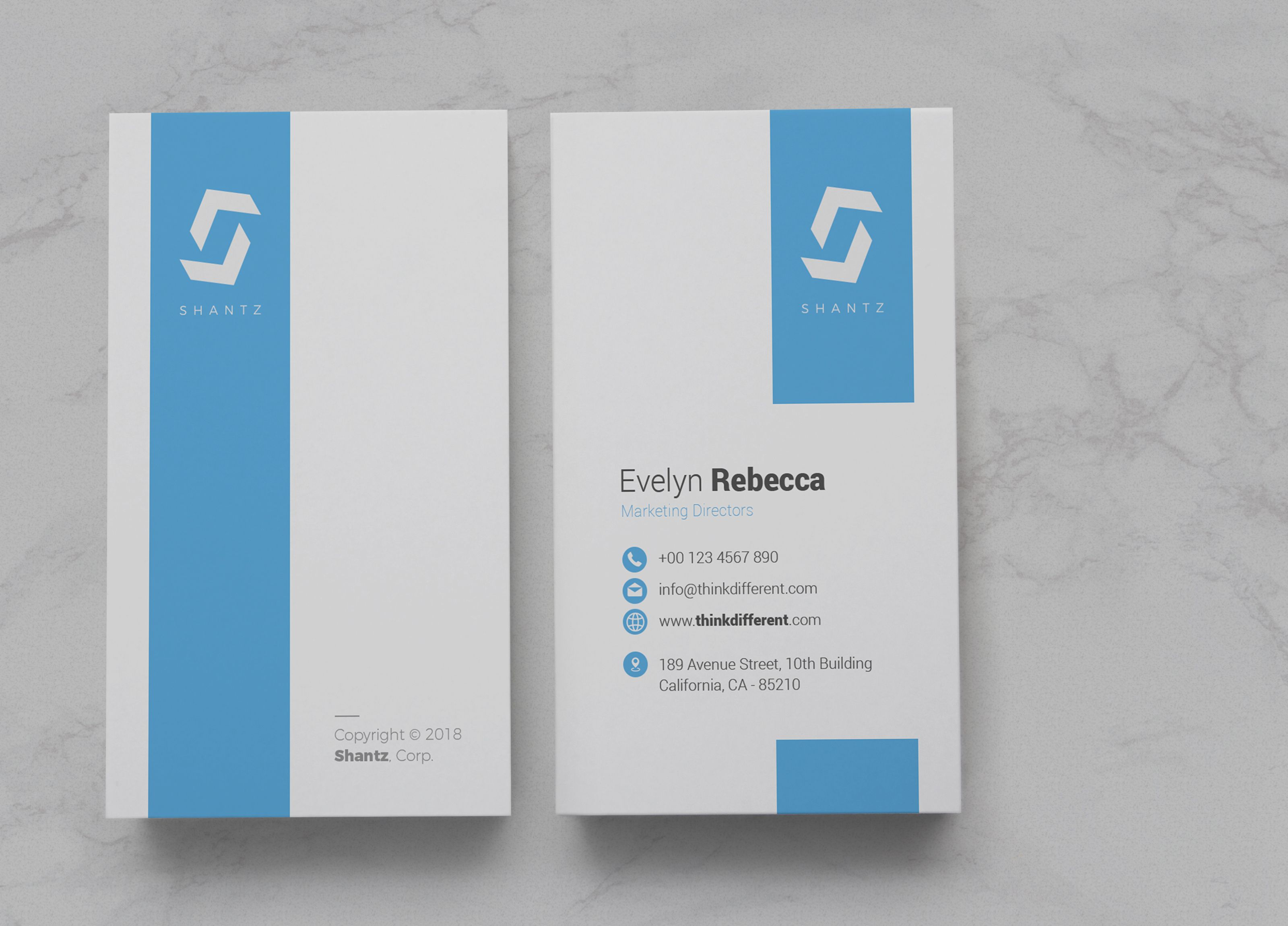 Professional Business Card Vol 04 Screenshot 3