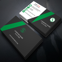 Business Card Clean Design Template