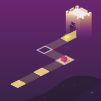 Sky Passage - Buildbox Template