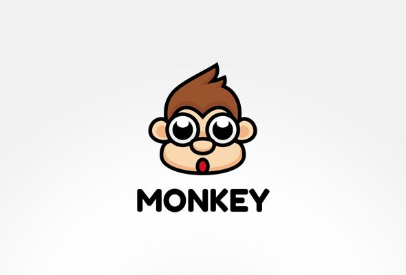 Monkey Logo Screenshot 1