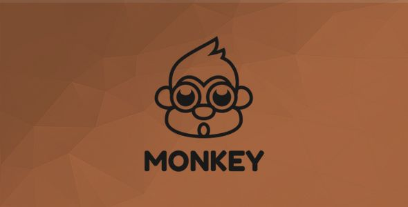 Monkey Logo Screenshot 2
