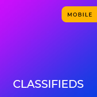 Classifieds Ionic App Source Code