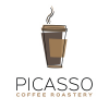 picasso-coffee-logo-template
