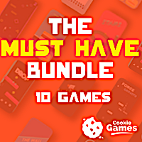 The Must Have Buildbox Templates Bundle