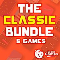 The Classic Cali Buildbox Templates Bundle
