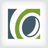 Letter O Logo
