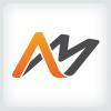 Letters AM Logo