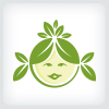 Eco Girl Logo