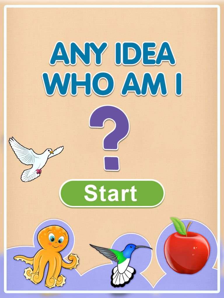 Trivia Quiz Android Game Template Screenshot 1