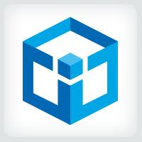 Letter I - Box Logo