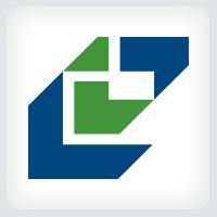 Abstract Letter E Logo
