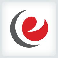 Stylized Letter E Logo
