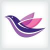 stylized-bird-logo
