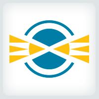 Abstract Beacon Light - Lighthouse Logo