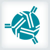 Antibody Cells - Medical Logo