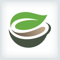 Tea - Leaf Logo