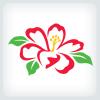 hibiscus-flower-logo