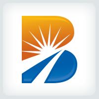 Letter B - Path Logo