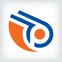 Paper - Letter P Logo