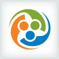 Collaboration - People Logo
