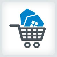Home Cart Logo