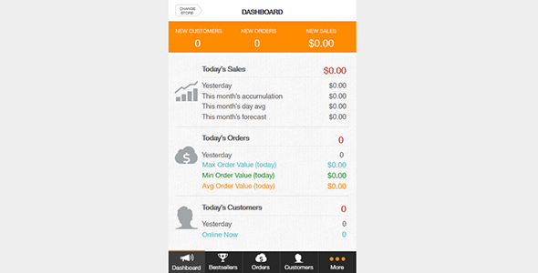 Mobile Sales Tracking - Magento Extension Screenshot 6