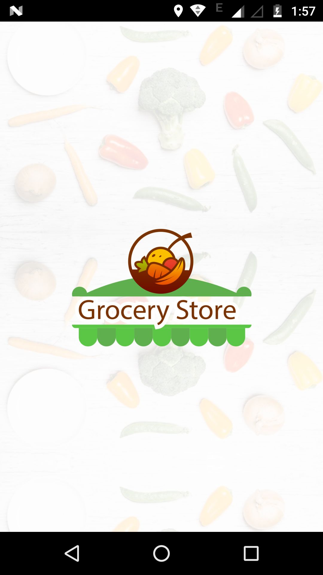 Grocery App UI Template Screenshot 10