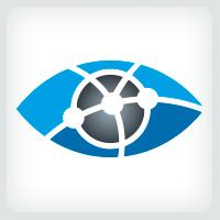 Eye - Connecting Dots Logo