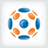 Sphere - Dots Logo