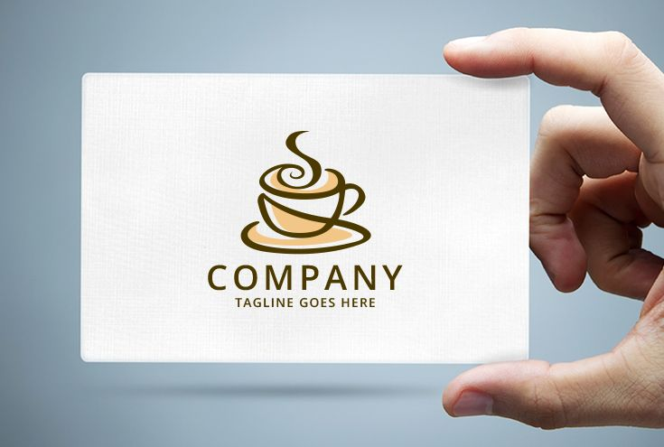 Coffee Cup Logo Screenshot 1