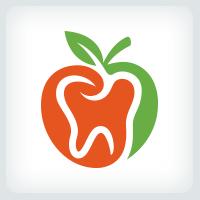 Apple Dental Logo